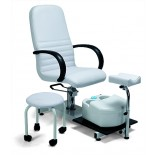HYDRAULIC PEDICURE CHAIR WITH BOWL